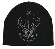 Harry Potter - Patronus Glow Knit Beanie | Apparel