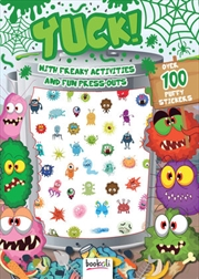Yuck! With Freaky Activities And Puffy Stickers