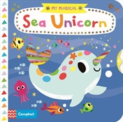 My Magical Sea Unicorn | Hardback Book