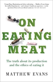 On Eating Meat | Paperback Book
