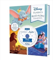 Disney Classics - Deluxe Book And CD