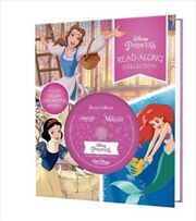 Disney Princess - Deluxe Book And CD
