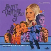 Buffy The Vampire Slayer - Once More With Feeling - Transparent Blue Coloured Vinyl