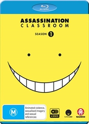 Assassination Classroom - Season 1 | Blu-ray