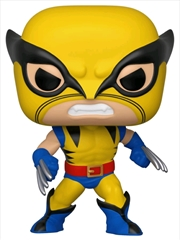 X-Men - Wolverine First Appearance Marvel 80th Anniversary Pop! Vinyl | Pop Vinyl