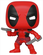 Deadpool - First Appearance Marvel 80th Anniversary Pop! Vinyl | Pop Vinyl