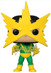Marvel - Electro First Appearance Marvel 80th Anniversary Specialty Series Exclusive Pop! Vinyl | Pop Vinyl