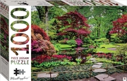 Mindbogglers Series 13: Japanese Garden, The Hague, Netherla 1000 Piece Puzzle | Merchandise