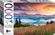 Mindbogglers Series 13: Carpathian Mountains, Europe 1000 Piece
