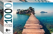 Mindbogglers Series 13: Cameo Island Greece 1000 Piece Jigsaw