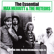 Essential Max Merritt And The Meteors | CD