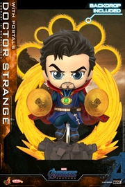 Avengers 4: Endgame - Doctor Strange with Portals Cosbaby