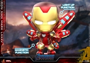 Avengers 4: Endgame - Iron Man Mark LXXXV Nano Lightning Refocuser Light Up Cosbaby | Merchandise