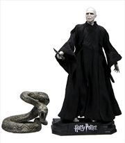 Harry Potter - Voldemort with Nagini Action Figure