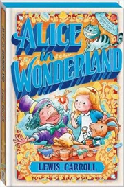 Alice In Wonderland | Hardback Book