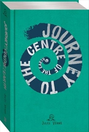 Journey to the Centre of the Earth | Hardback Book