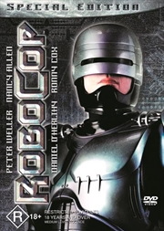 Robocop - Special Edition - The Director's Cut | DVD