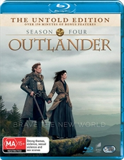Outlander - Season 4 | Blu-ray