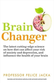 Brain Changer: Good Mental Health Diet | Paperback Book