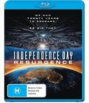 Independence Day - Resurgence | Blu-ray