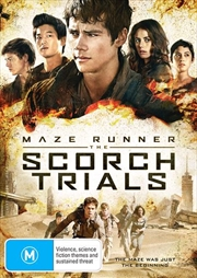 Maze Runner - The Scorch Trials | DVD