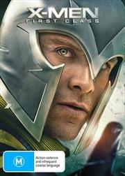 X-Men - First Class | DVD