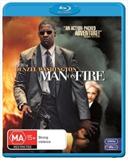 Man On Fire | Blu-ray