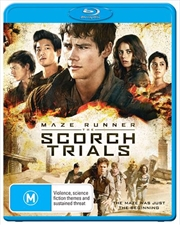 Maze Runner - The Scorch Trials | Blu-ray