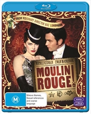 Moulin Rouge | Blu-ray