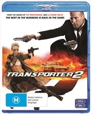 Transporter 2, The | Blu-ray