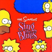 Simpsons - Sing The Blues | CD