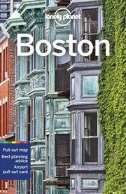 Lonely Planet Boston Travel Guide