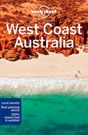 Lonely Planet West Coast Australia | Paperback Book