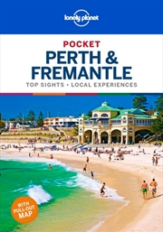 Lonely Planet Pocket Perth And Fremantle Travel Guide