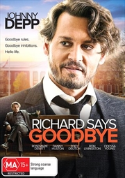 Richard Says Goodbye | DVD