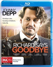 Richard Says Goodbye | Blu-ray