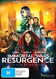 Immortal Wars - Resurgence, The