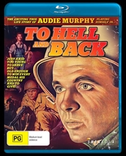 To Hell And Back | Blu-ray