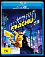 Detective Pikachu | Blu-ray 3D