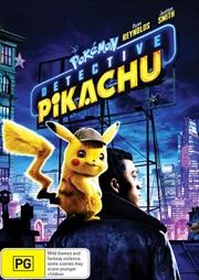 Detective Pikachu | DVD
