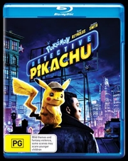 Detective Pikachu | Blu-ray