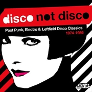 Disco Not Disco | CD