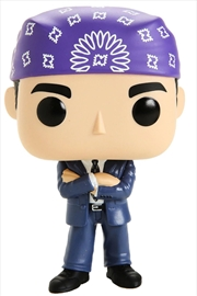 The Office - Prison Mike US Exclusive Pop! Vinyl [RS]