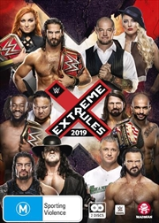 WWE - Extreme Rules 2019 | DVD