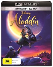 Aladdin | Blu-ray + UHD - Live Action