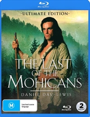 Last Of The Mohicans - Ultimate Edition, The | Blu-ray