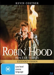 Robin Hood - Prince Of Thieves - Extended Edition | DVD