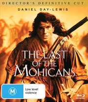 Last Of The Mohicans - Director's Edition | Definitive Cut, The