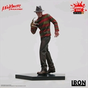 Nightmare on Elm Street - Freddy 1:10 Scale Statue   Merchandise