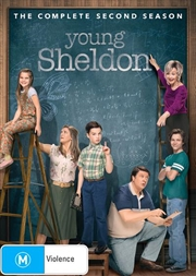 Young Sheldon - Season 2 | DVD